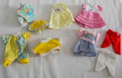 Barbie Baby Kleider