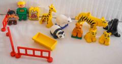 Lego Duplo Zootiere