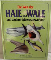 Die Welt der Haie und Wale und anderer Meeresbewohner