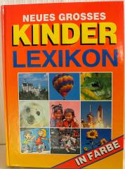 Neues grosses Kinderlexikon