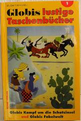 Globis lustiges Taschenbücher Globis Kampf um die Schatzinsel Nr. 1