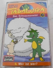 Tabaluga. Das Schneemonster Nr. 21