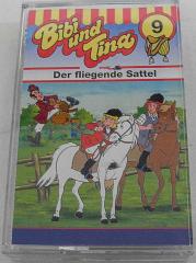 Bibi und Tina Der fliegende Sattel Nr. 9