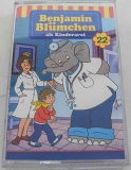 Benjamin Blümchen als Kinderartz Nr. 22