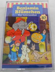 Benjamin Blümchen Das Laternenfest Nr. 87