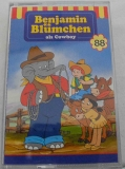 Benjamin Blümchen als Cowboy Nr. 88