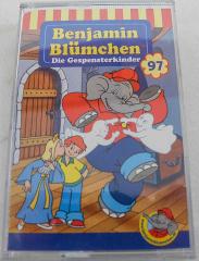 Benjamin Blümchen Die Gespensterkinder Nr. 97