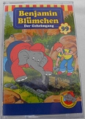 Benjamin Blümchen Der Geheimgang Nr. 99