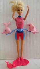 Barbie Delfintrainerin