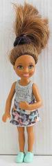 Barbie Kind mit Katzenjupe