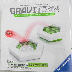 Gravitrax Kugelbahnsystem Erweiterung Trampolin - NEU
