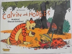 Calvin und Hobbes. Schätze! Überall Schätze!