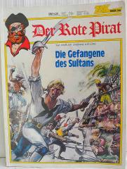 Der rote Pirat. Die gefangene des Sultans