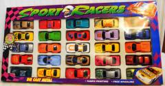Fahrzeug-Set verschiedene Sport Racers - NEU