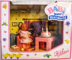 Baby Born Mini World - NEU
