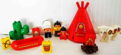 Lego Duplo Indianer-Set