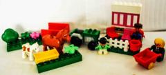 Lego Duplo Bauernhof-Set