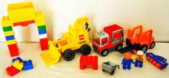 Lego Duplo Transport-Set