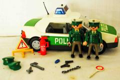 Polizei-Auto Nr. 3903