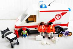 Rettungstransporter Nr. 4221