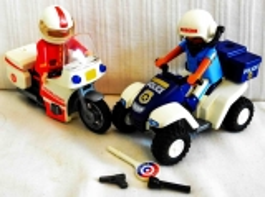 Polizei-Set