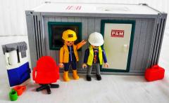Baucontainer Nr. 3260