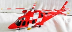 Helikopter Rega HB-ZRZ rot/weiss