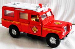Feuerwehrauto rot/weiss