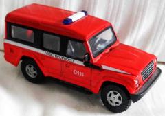Feuerwehrauto rot 115