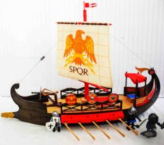 Galeere-Schiff