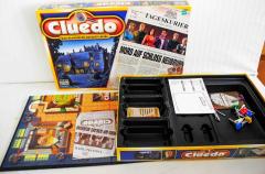 Cluedo. Das klassische Detektivspiel