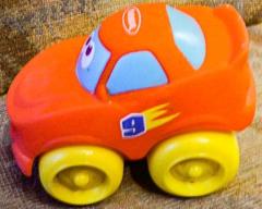 Auto rot von Playskool