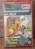 Automatenknacker am Werk Nr. 13