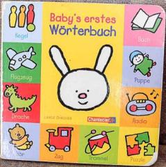 Babys erstes Wörterbuch
