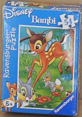 Bambi auf der Lichtung