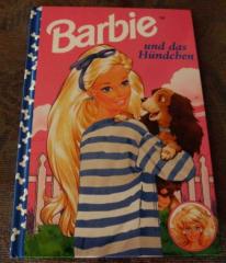 Barbie und das Hündchen - fast NEU