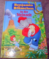 Benjamin Blümchen in der Steinzeit