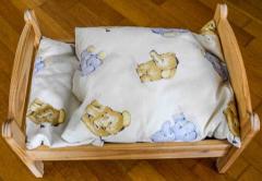 Bettli aus Holz