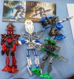 Bionicle Set
