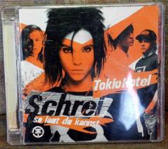 CD Tokio Hotel - Schrei so laut du kannst