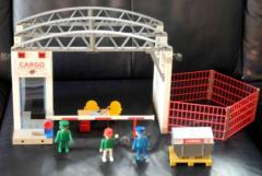 Cargo Halle Nr. 4314
