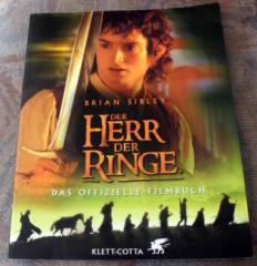 Der Herr der Ringe - das offizielle Filmbuch