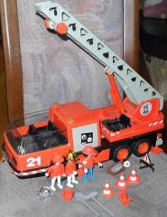 Feuerwehrauto No. 21
