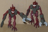 Lego Bionicle Set 1: 2 Figuren