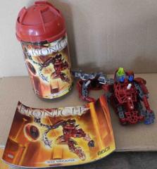 Lego Bionicle Toa Vakama Nr. 8601