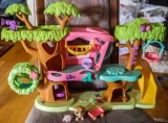Littlest Pet Shop Baumhaus Nr. 32685