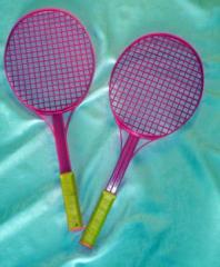 2 Tennisschläger