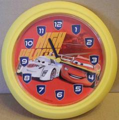 Uhr von Cars