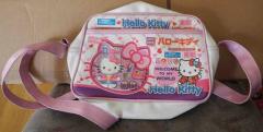 Umhängetasche Hello Kitty weiss/rosa
