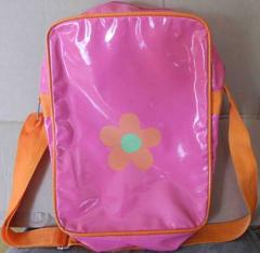 Umhängetasche pink/orange